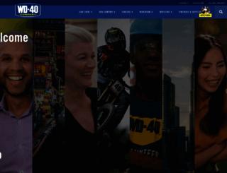 wd40company.com screenshot
