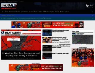 wdbj7.com screenshot