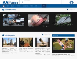 wdh.aafvideo.com screenshot