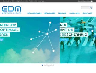 wdm.nl screenshot