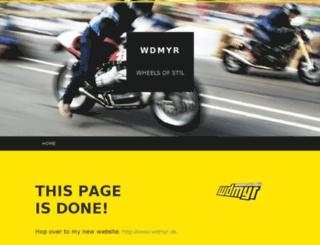 wdmyr.wordpress.com screenshot