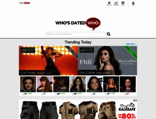 wdw.famousfix.com screenshot