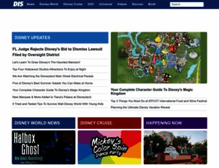 wdwinfo.com screenshot