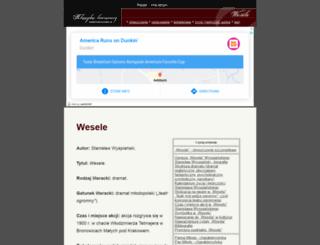 we.ostatnidzwonek.pl screenshot