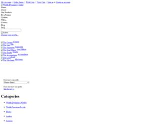 wealthdynamicscentral.com screenshot