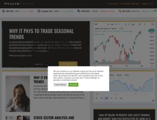 wealthempire.com screenshot