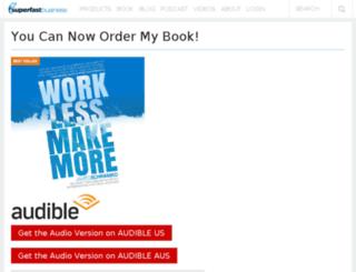 wealthification.com screenshot