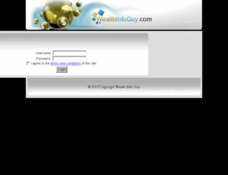 wealthinfoguy.com screenshot