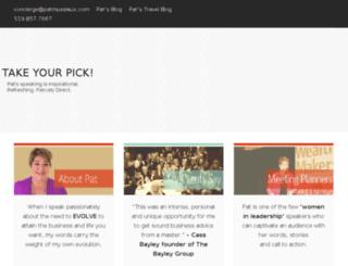 wealthywomenleaders.com screenshot