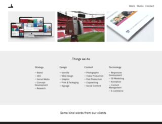 wearefactory.net screenshot