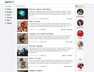 wearegoingsolo.com screenshot
