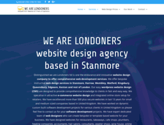 wearelondoners.net screenshot