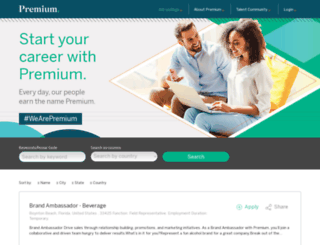 wearepremium.com screenshot