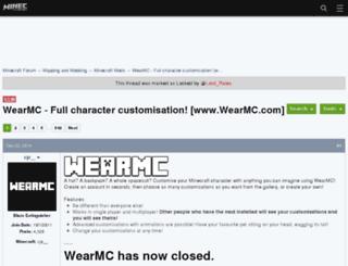 wearmc.com screenshot