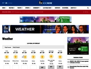 weather.8newsnow.com screenshot