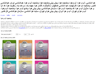 weather.toolsir.com screenshot