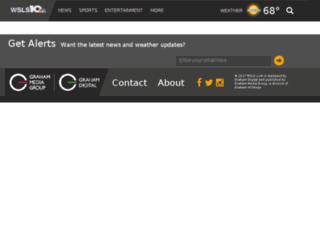 weather.wsls.com screenshot