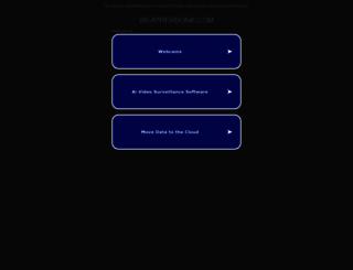 weatherbonk.com screenshot