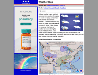 weathermap.us screenshot