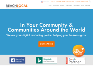 weaverhomes1.reachlocal.net screenshot