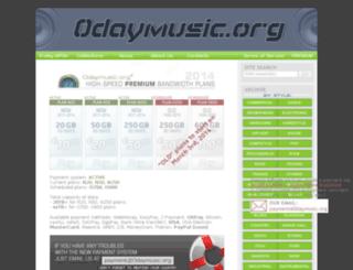 web-2013.0daymusic.org screenshot