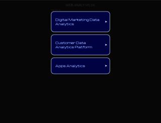 web-analysis.de screenshot