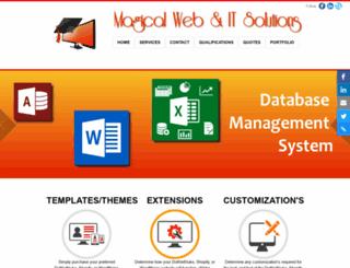 web-design-auckland.co.nz screenshot