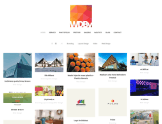 web-design-brasov.ro screenshot