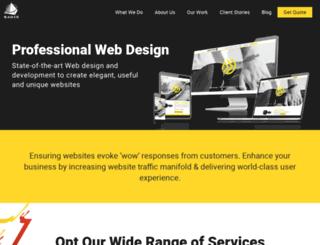 web-design-india.com screenshot