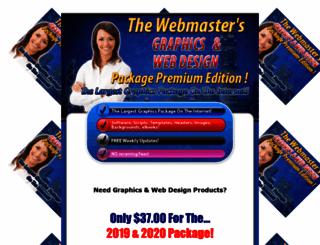 web-design-software-and-ebooks.com screenshot