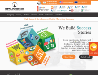 web-designing-india.com screenshot