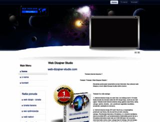 web-dizajner-studio.com screenshot