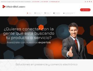 web-gdl.com screenshot
