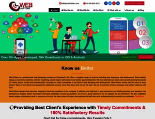 web-hitters.com screenshot