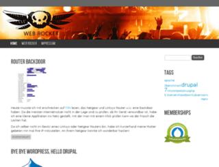web-rocker.de screenshot