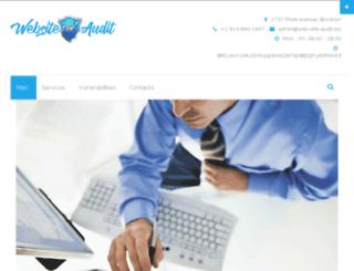 web-site-audit.biz screenshot