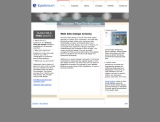 web-site-design-arizona.com screenshot