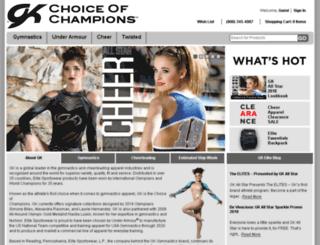 web-staging.gkelite.com screenshot