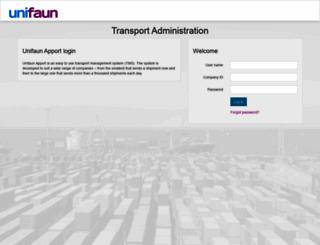 web-ta.net screenshot