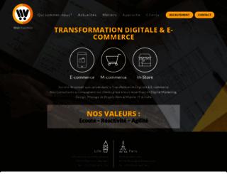 web-transition.com screenshot