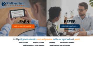 web.3rdmilclassrooms.com screenshot