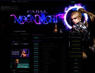 web.cabalbg.com screenshot