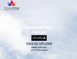 web.catalogkings.com screenshot