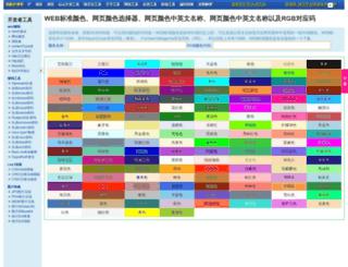 web.chacuo.net screenshot