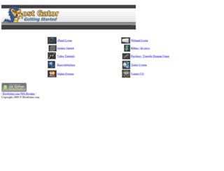 web.cocc.edu screenshot