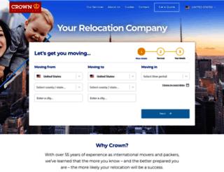 web.crownrelo.com screenshot