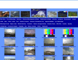 web.forometeo.com.ve screenshot