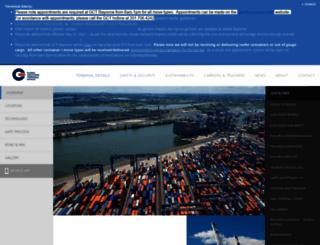 web.global-terminal.com screenshot