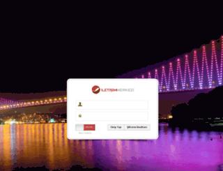 web.iletisimmerkezi.mobi screenshot