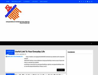 web.jayasrilanka.net screenshot